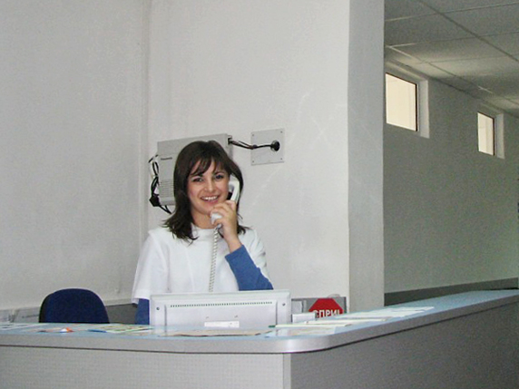 Contacts - Medical Center